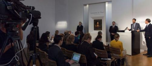 Subastan lienzo de Da Vinci en NY por 450.3 mdd | elespanol.com