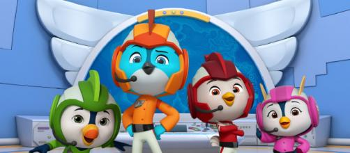 'Top Wing' is a new animated series for preschoolers on Nickelodeon. / Image via 9 Story Media Group, used with permission.