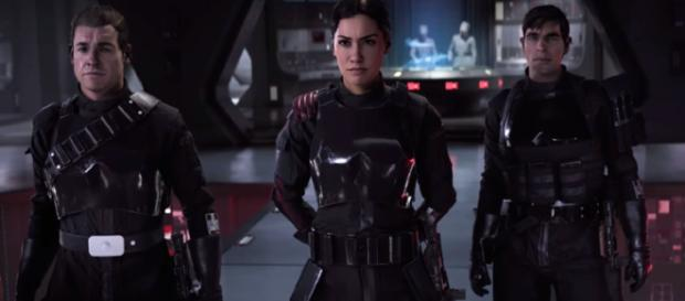A screenshot from 'Star Wars Battlefront 2.' - YouTube/ theRadBrad
