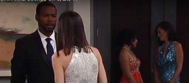 Anna and Jordan need answers from Andre. ( mage via JSMS/Youtube screencap).