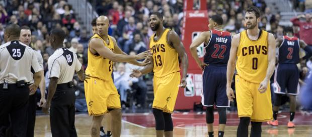Cavaliers should trade for a great center. Image Credit: Keith Allison / Flickr
