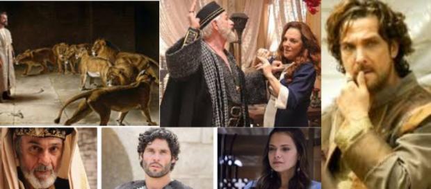 Cenas dos últimos capítulos da novela (Foto: Montagem/CB News)