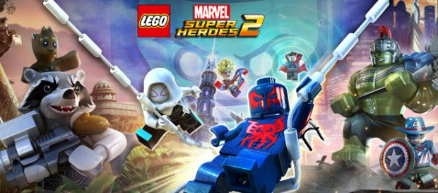 LEGO Marvel Super Heroes 2 Game | PS4 - PlayStation - playstation.com