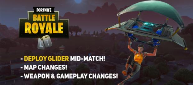 """New """"Fornite"""" patch adds more amazing things to Battle Royale mode. Image Credit: Own work"""