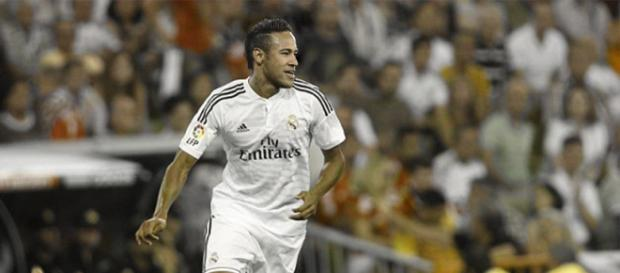 Neymar podría irse al Real Madrid