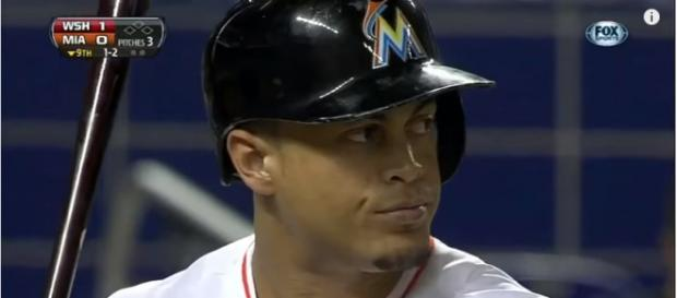 Stanton hit 59 home runs last season - image - Sports and Tv Series Highlights / Youtube