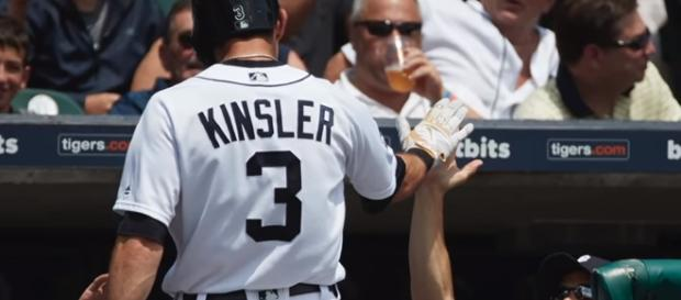 The Detroit Tigers appear ready to trade Ian Kinsler. -- [NESN / YouTube screencap]