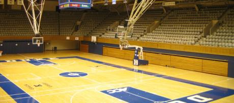 Cameron Indoor Stadium will play host to the most talented recruit the nation has ever seen this year. [Image via Greenstrat/Wikimedia Commons]