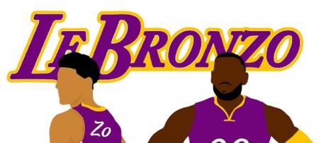LeBronZo fever is steadily growing in Los Angeles – [image credit: WalkingDream/Flickr]