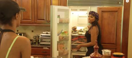 Porsha Williams goes vegan RHOA - [Image via YouTube/Bravo]