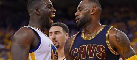 REPORT: Draymond Green says Cavaliers fans should worry about...