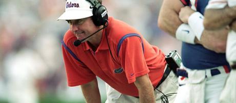 Steve Spurrier might get Nebraska football fans nervous [Image via SECCountry/YouTube]