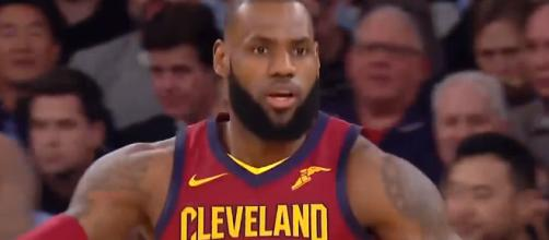 Can LeBron James lead the Cleveland Cavaliers back to the NBA Finals (via YouTube - FreeDawkins)