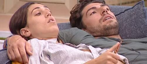 Cecilia e Ignazio rapporto orale