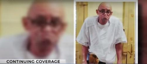 Condemned inmate Alva Campbell. (Image from NBC4 WCMH-TV Columbus/YouTube)