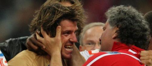 Coupet va succéder à celui qui a été son mentor. (Kovarik / AFP)