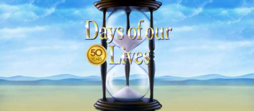 Days of our Lives logo. (Image Credit: NBC/YouTube screengrab)