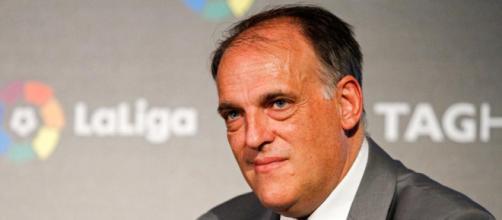 Espagne : Surpayé, Tebas s'offre une polémique sans le PSG - PSG ... - foot01.com