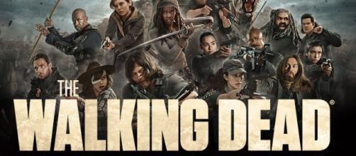 """""""The Walking Dead"""": un ovni se cuela en escena durante un capítulo"""