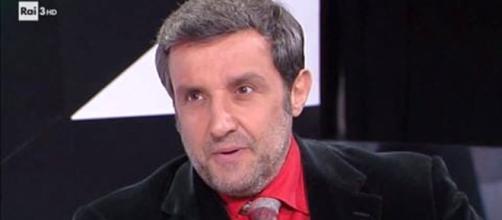 Flavio Insinna, presentatore Rai