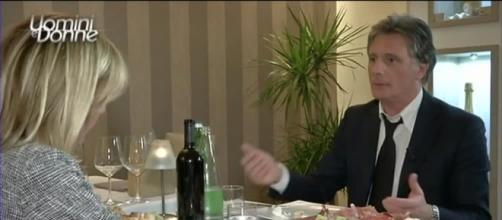 Giorgio Manetti ha accettato l'invito a cena di Gemma Galgani