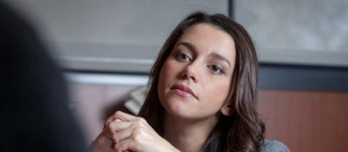 """Inés Arrimadas: """"Esto es un teatro y una chapuza, Junqueras ya ... - elespanol.com"""