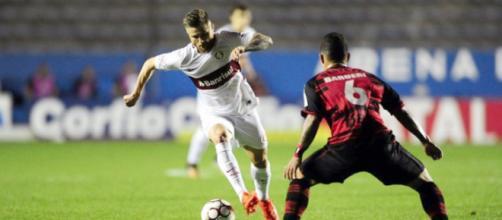 Inter volta à série A, após empate sem gols em Barueri (Imagem Ricadro Duarte/SCI)