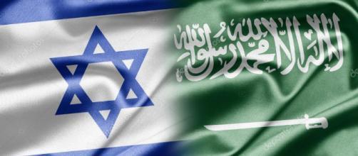 Israele e arabia saudita — Foto Stock © ruskpp #11676605 - depositphotos.com