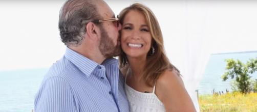 Jill Zarin's husband Bobby's cancer condition worsens. [via: E! News/YouTube]