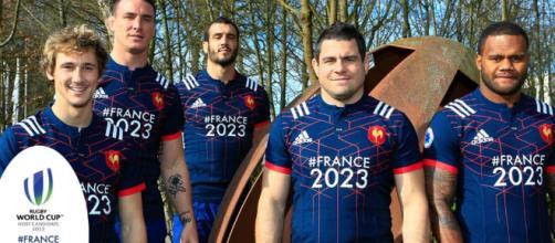 La France obtient la Coupe du Monde de Rugby