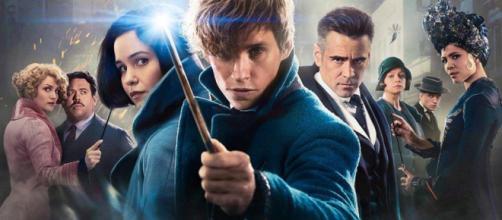 La película sobre las nuevas aventuras de Newt Scamander se llamará 'Animales Fantásticos: Los crímenes de Grindelwald'