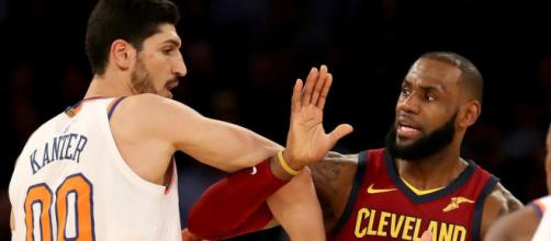LeBron destroys Kanter's comment - (Image Credit: Cavaliers/YouTube screencap)