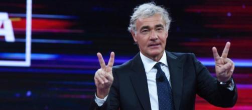 Massimo Giletti, presentatore Non è L'Arena