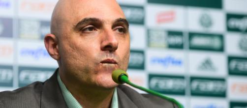 Maurício Galiotte é o atual presidente da equipe