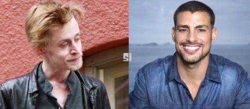 Não parece, mas estes famosos têm a mesma idade!
