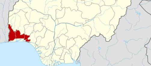 The belief in witchcraft is common in Ogun, Nigeria. Image credit: Uwe Dedering/Wikipedia Commons.