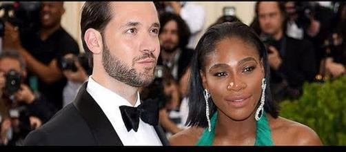 Serena Williams and Alexis Ohanian getting married on November 16 [Image: The Radio Guy/YouTube screenshot]