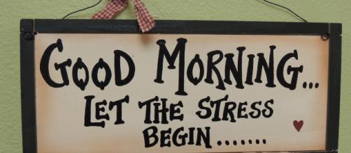 Stress comes from everywhere. [Image via Pixaby]