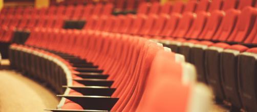 Theater seating -- David Joyce/Flickr.