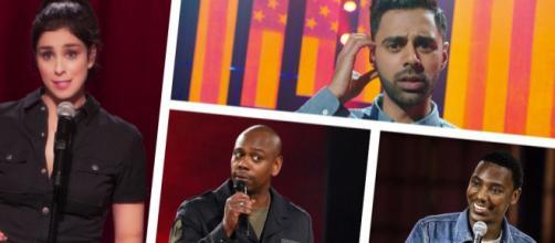 Zeen: The Best Stand-up Comedy Specials of 2017 (So Far) - zeen.one
