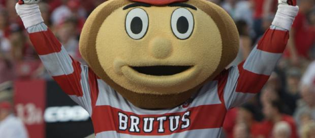 Buckeyes mascot Brutus [image credit: West Point/ Flickr]