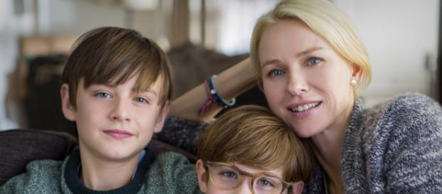 Immagine tratta dal primo trailer italiano del film con Naomi Watts e Jacob Tremblay