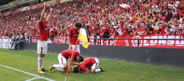 Internacional consegue retornar a Série A do Brasileirão