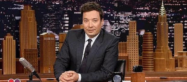 Jimmy Fallon returns to show and pays tribute to his mother who died [Image: The Tonight Show/YouTube screenshot]