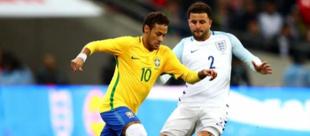 L'Angleterre tient le Brésil en échec