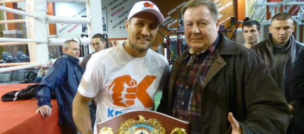 Sergey Kovalev is willing to fight the top dogs at light heavyweight - [Image via Никто не забыт/Wikimedia Commons]
