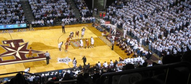 Reed Arena will definitely be rocking this season, as A&M is poised for a dominant run. -- commons.wikimedia.org