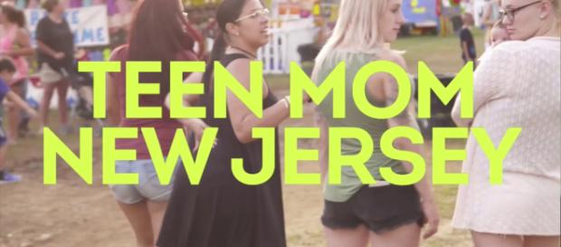 Teen Mom New Jersey Cancelled. (Image via YouTube screengrab/MTV)