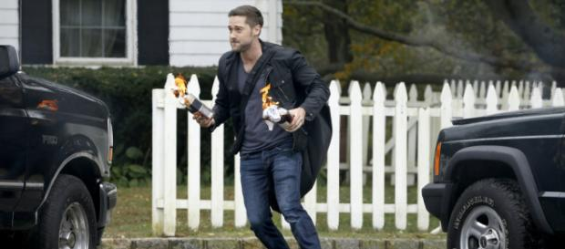 Tom (Ryan Eggold) in 'The Blacklist' fall finale/Photo used with permission, 'The Blacklist'/NBC