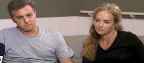 Angélica e Luciano estão casados há mais de 10 anos